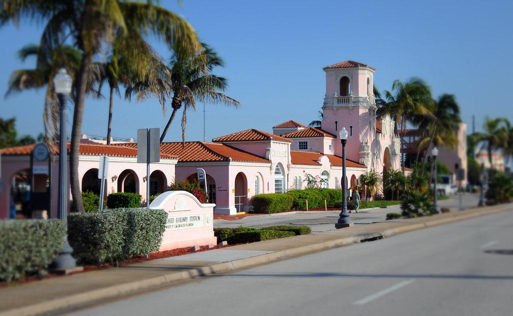 West Palm Beach To South Beach Train