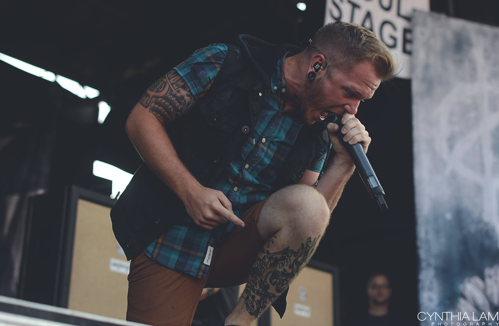 Dave Stephens | We Came As Romans | Stitched Sound ...