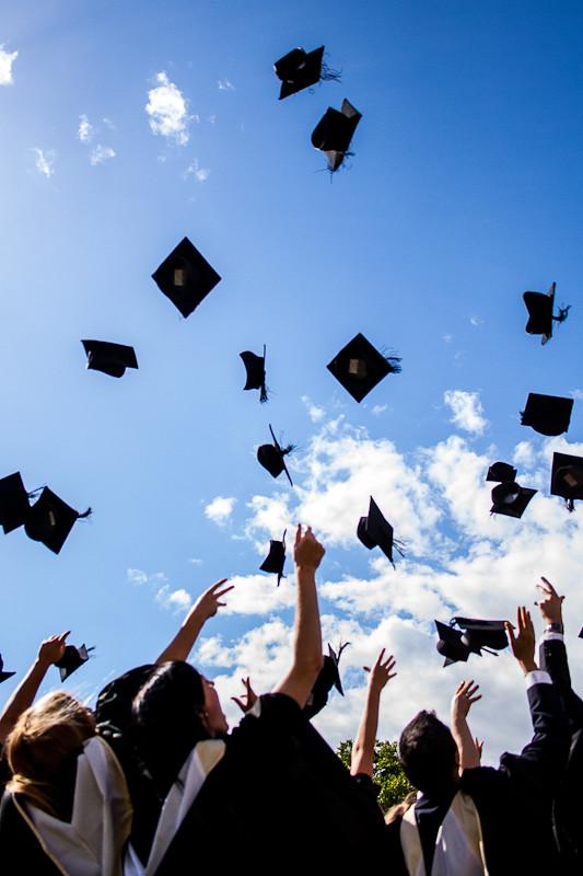 graduation mark ramsay flickr