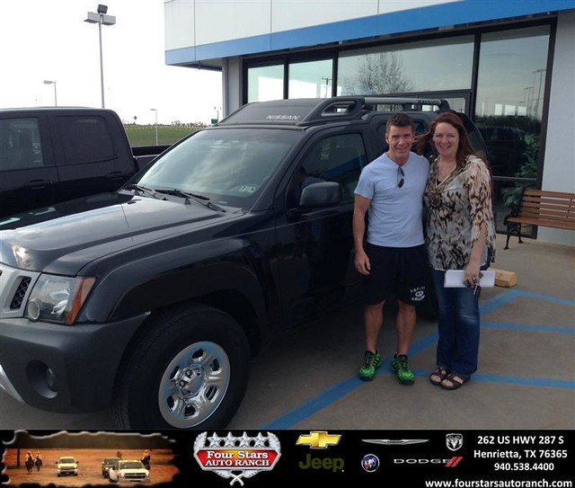 congratulations to annie santine on your nissan xterra purchase from dewayne aylor at four. Black Bedroom Furniture Sets. Home Design Ideas