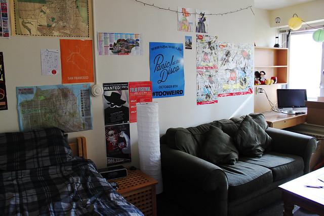 Junior year dorm d cor flickr photo sharing for Junior room decor ideas