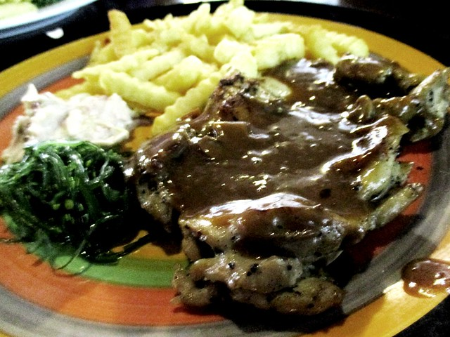 Eco-Delight grilled chicken chop with mushroom prices