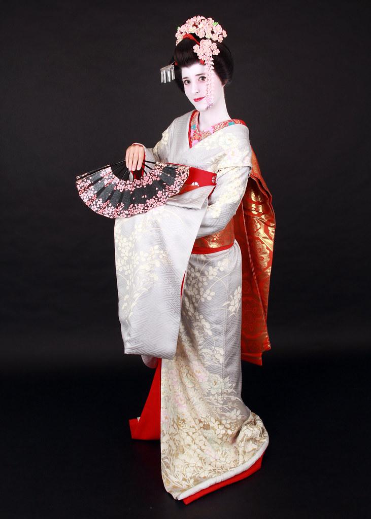 Maiko en Kyoto