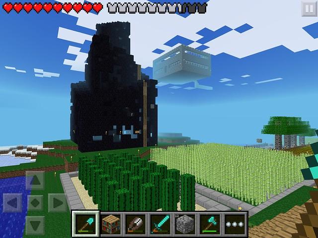 Minecraft pe 19