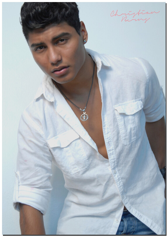 latino-male-model-bp335b | ACEBOY™ MODELS | Flickr
