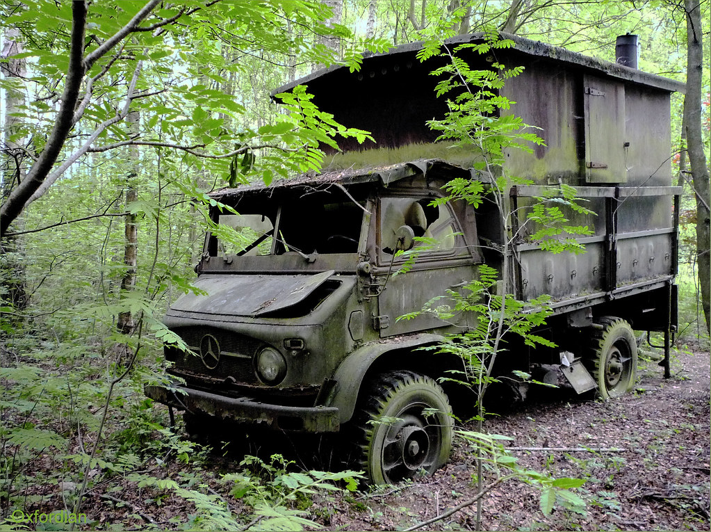Creative OffRoad Campers For Sale At The Unimog Shop  Expedition Motorhome