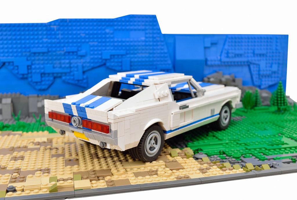 1967 Ford Mustang GT500 | Pēteris Sproģis | Flickr