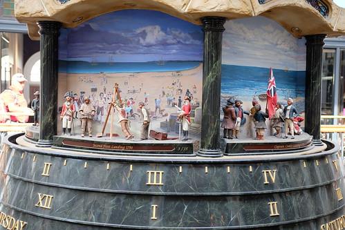 marionette clock Queen Victoria Building (QVB) 14