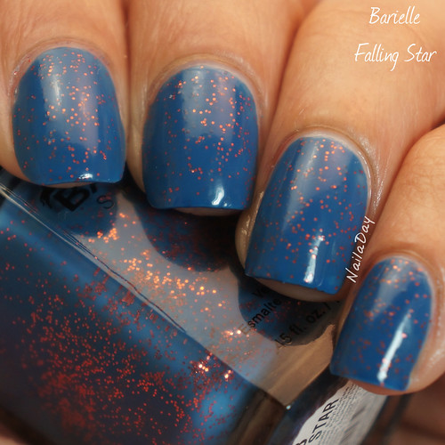 NailaDay: Barielle Falling Star