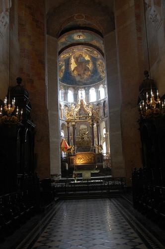 Altar de St Sernin en Toulouse