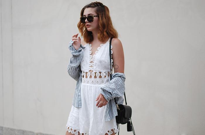 Cutout-dress-weiß-celine-sunglasses-2