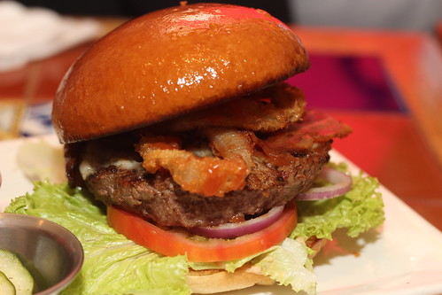 Chili S Craft Burgers Review
