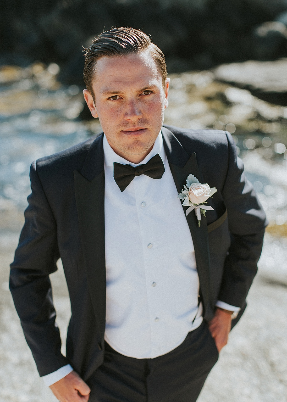 Newport groom photographs