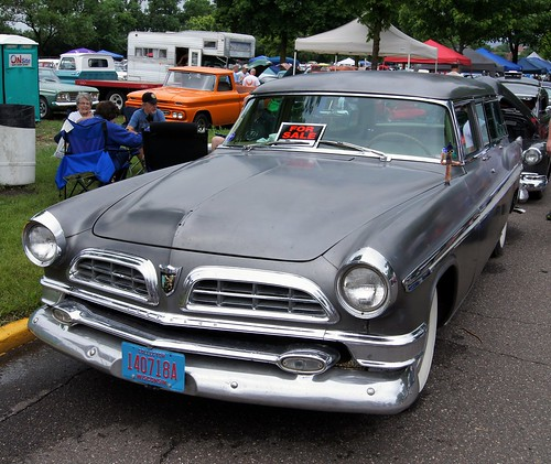 55 Chrysler New Yorker Deluxe Town & Country