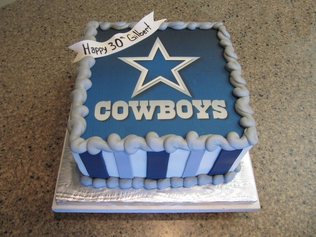 Dallas Cowboys Cake Cakes by Tina Flickr