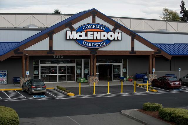Mclendon exterior sign design retail design exterior for Retail exterior design
