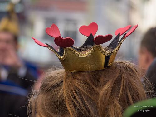 Einmal Prinzessin sein ….