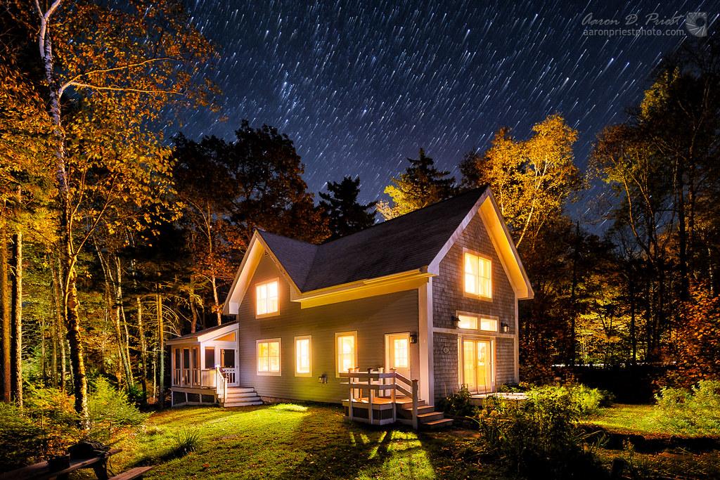 Mount Kineo Cottage Kineo Island Moosehead Lake Maine