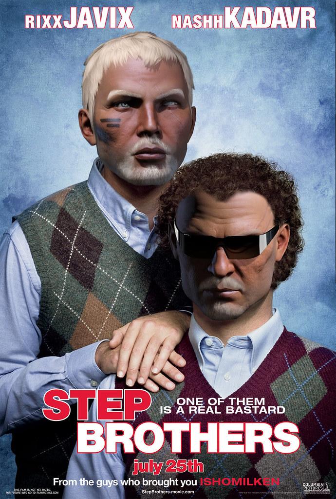 Stepbrothers movie