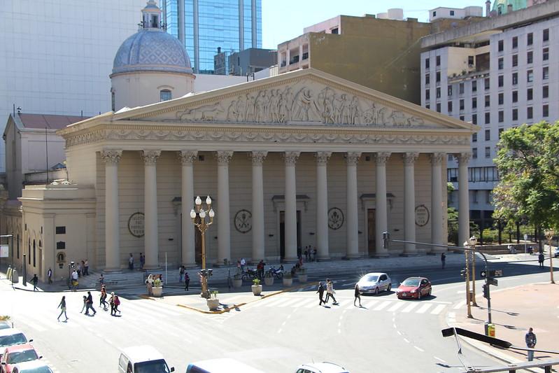 Cathédrale de Buenos Aures (San Nicolas - Buenos Aires)
