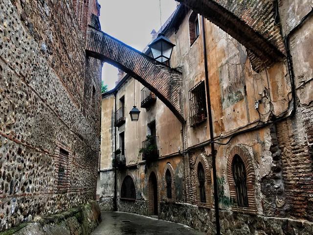 Travesía de Santiago en Talavera de la Reina