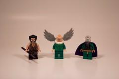 Villains by Sir_Bricks