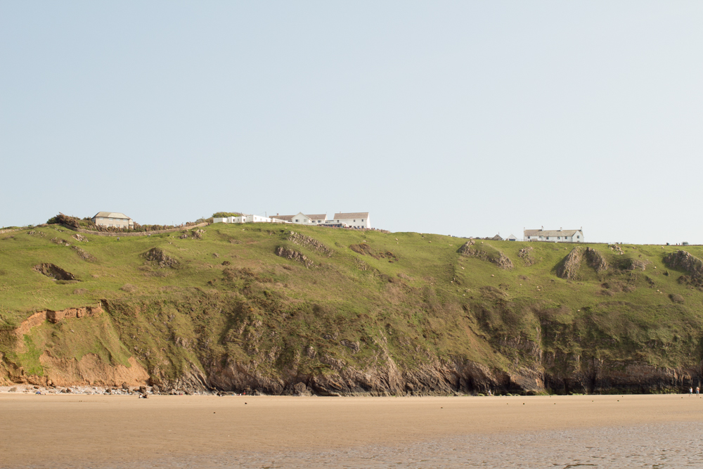 Rhossili Bay beach 6