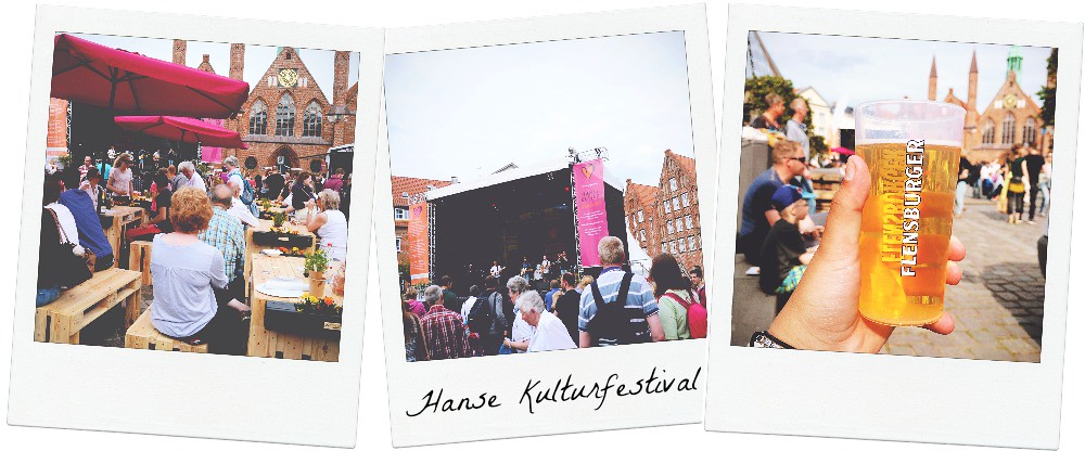 Hanse Kulturfestival in Lübeck (Germany) | via It's Travel O'Clock