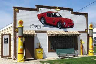 Dwight Historic Garage & Station