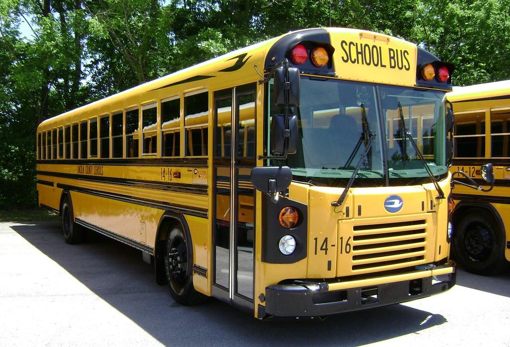 Blue Bird Bus >> TENNESSEE BLUE BIRD BUS - LINCOLN COUNTY SCHOOLS   .   Georgia Blue Bird   Flickr