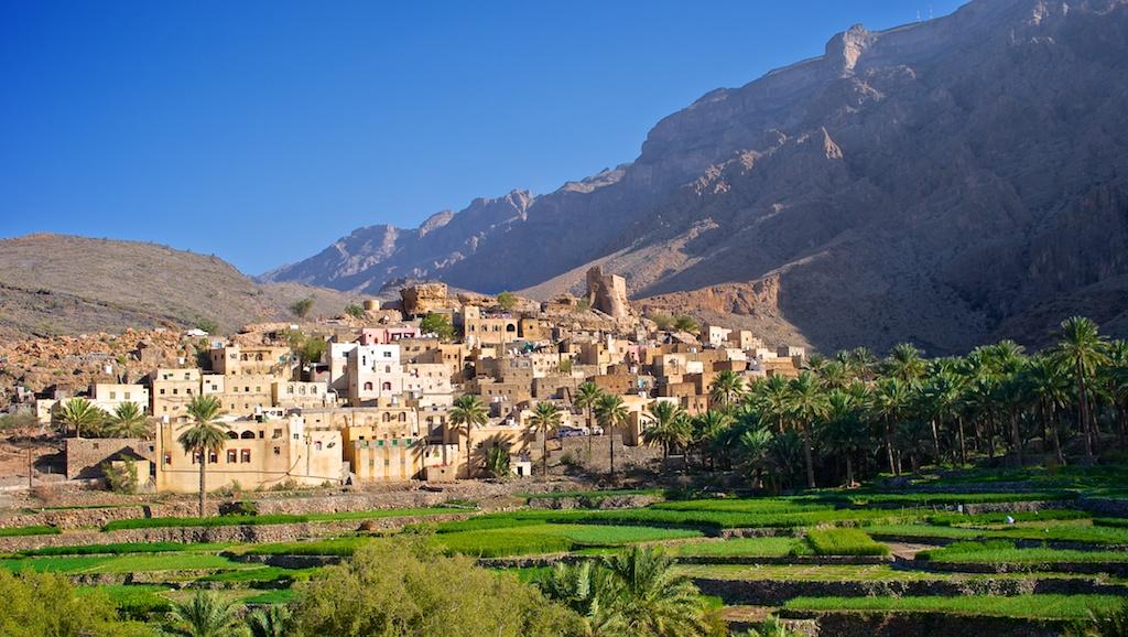 Bilad Sayt Mountain Village In Oman Www Juliuspictures