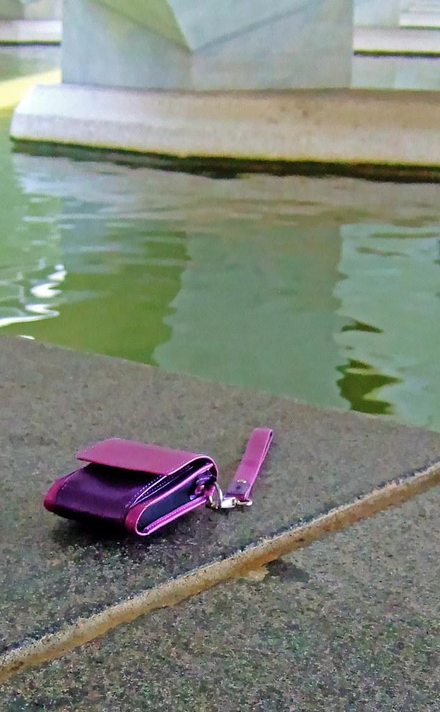 My lost wallet