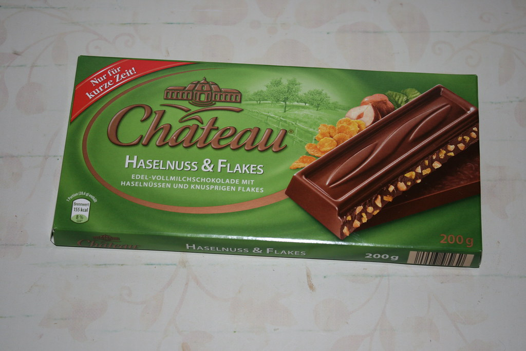 Chateau Haselnuss & Flakes