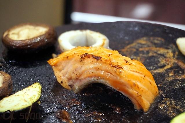 Ju.Ne Japanese Restaurant Publika - Saga Beef , hot plate -010