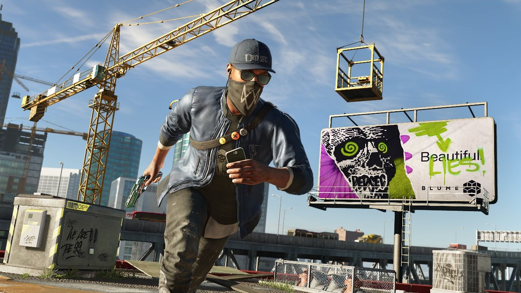Watch Dogs Free Preload