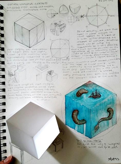 Concave Convex studies