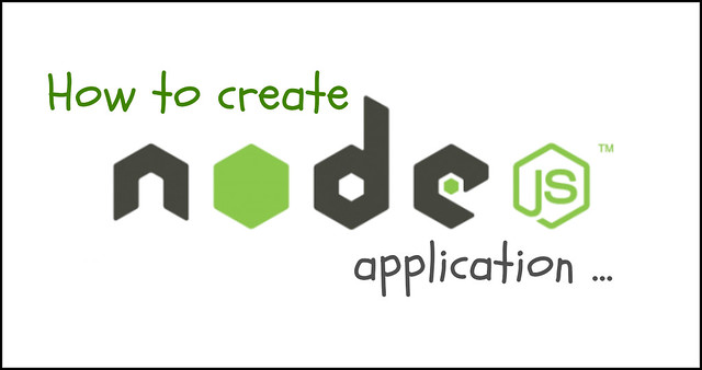 How to create an app in Node.js by Anil Kumar Panigrahi