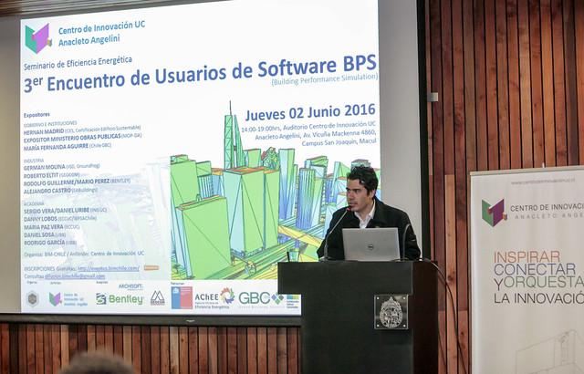 Encuentro de usuarios de Software BPS