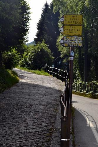 Moggio - Sentiero 24