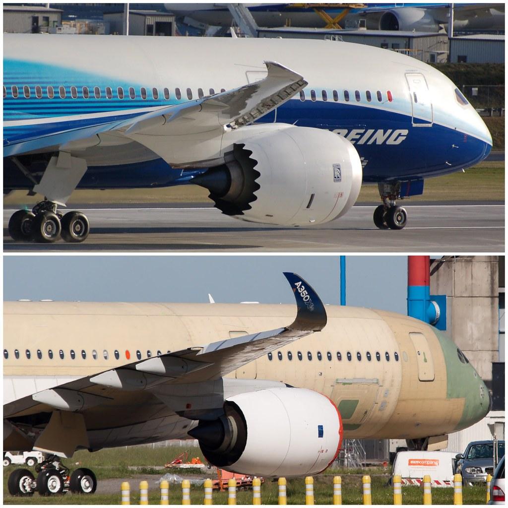 Technical Information voci di aerei civili presenti su Wikipedia Il Boeing 787 Dreamliner è un aeroplano bimotore turboventola a fusoliera larga widebody