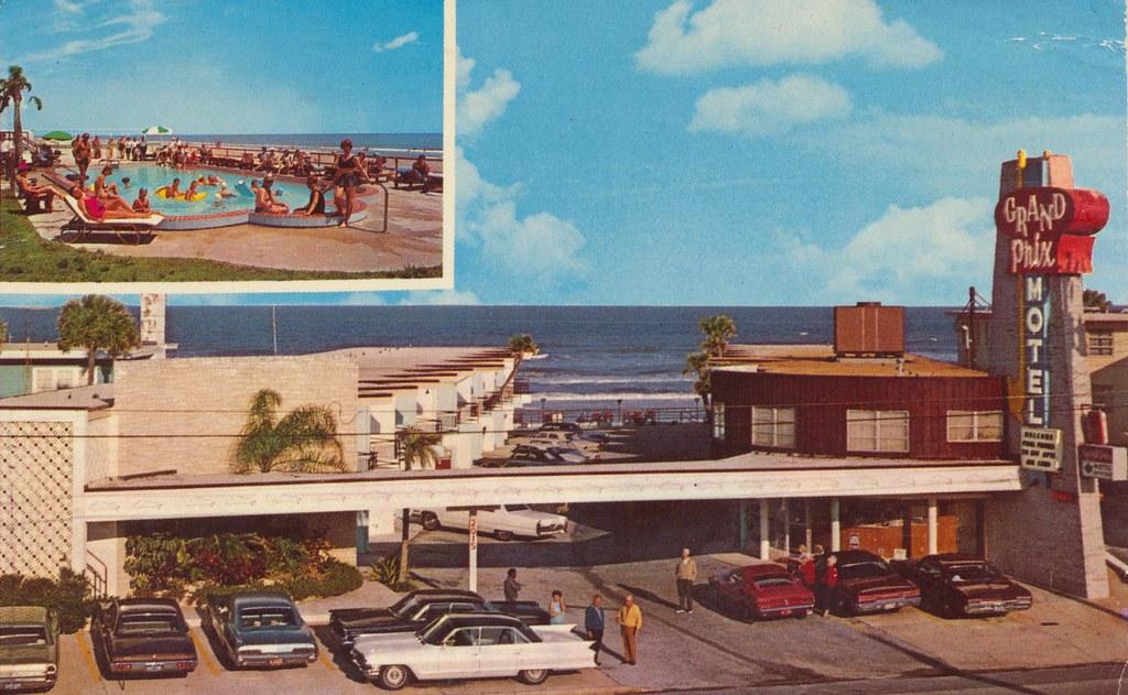 Grand Prix Motel Daytona Beach Florida 2015 S