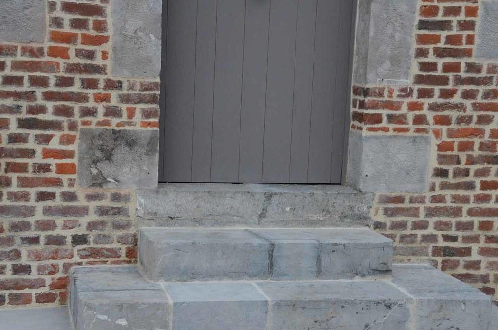 Maison de l 39 avesnois mat riaux typiques de la for Materiaux de construction de maison