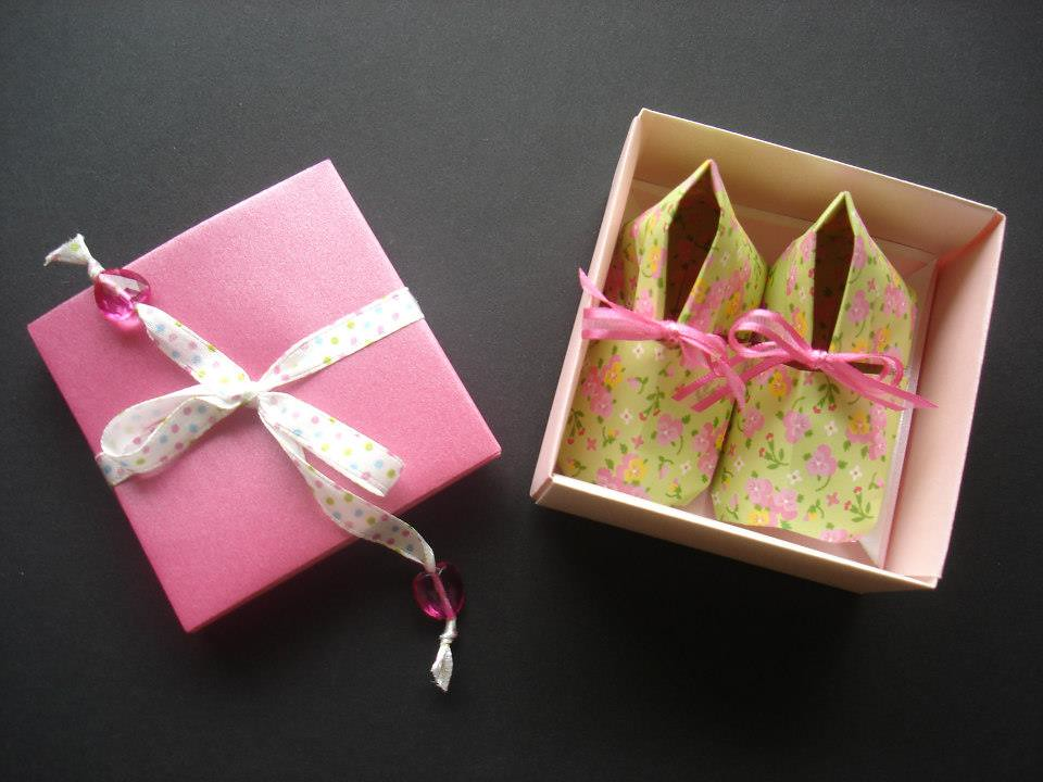 Origami Gift Boxes Tomoko Fuse Download
