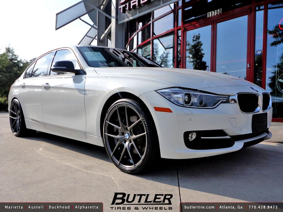 Bmw Of Atlanta >> 2014 BMW F30 335i with 20in Niche Targa Wheels | Additional … | Flickr