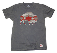 Sportiqe Into The Wild Buffalo Shirt