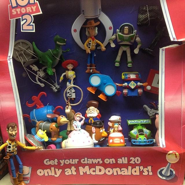 Revoltech Woody Figure ( Lower Left) Likes My Original Toyu2026 | Flickr