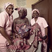 Blanche and Pulchérie are midwives at a hospital in Benin