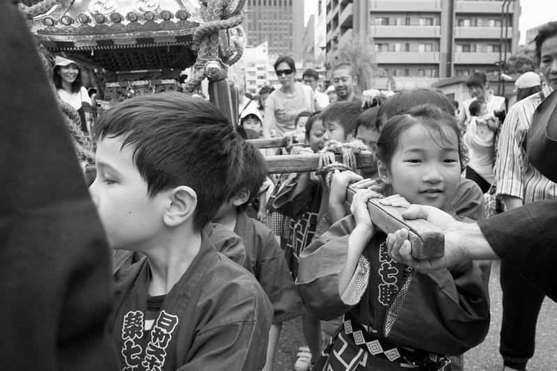 Children's Festival - Tsukiji