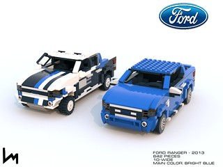 Ford Ranger and Rally Car Modification