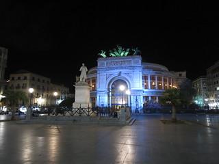Palermo Teatro Politeama Garibaldi